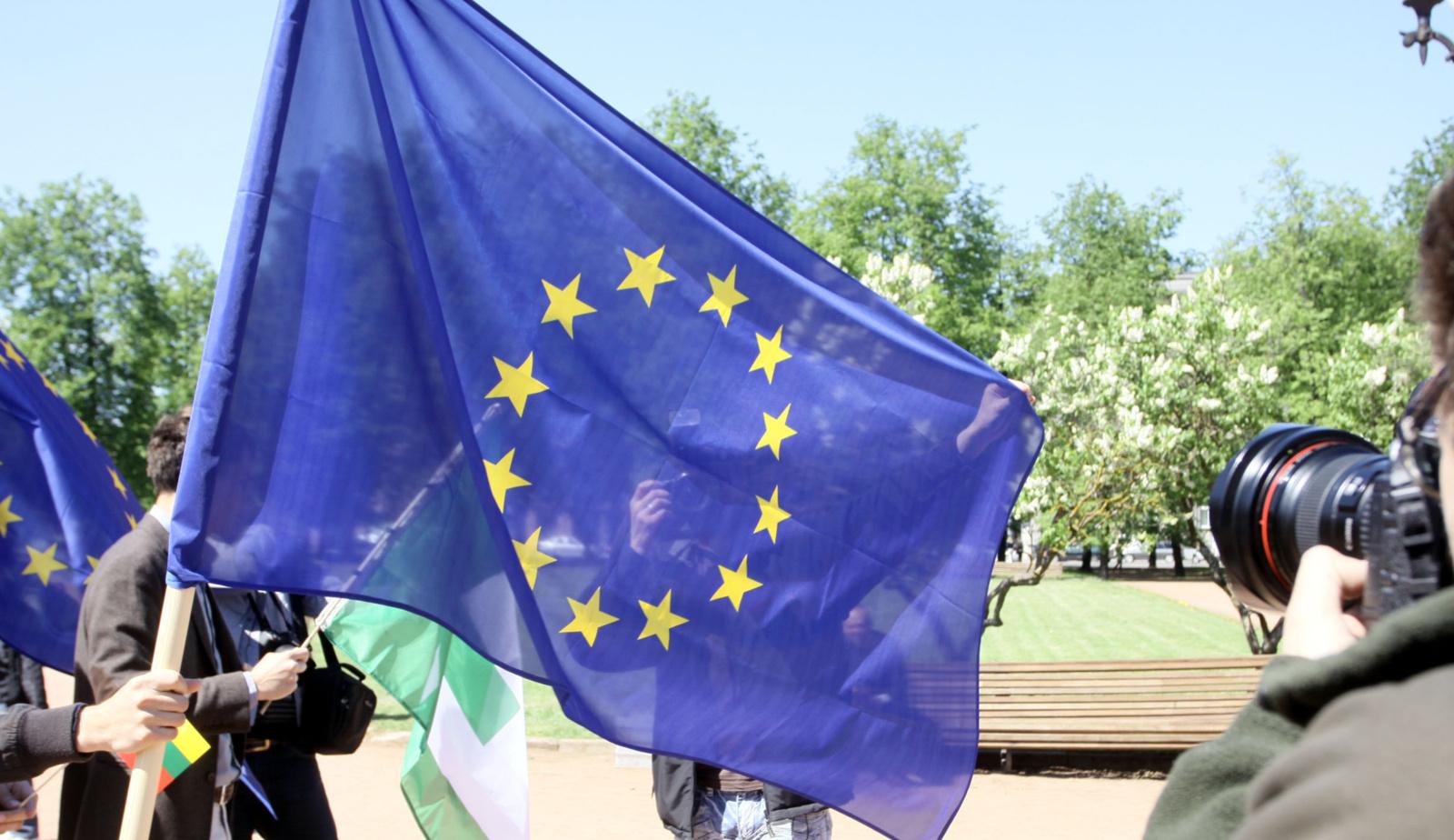 """""""Politico"""": didžiausios 2020 m. Europos problemos"""