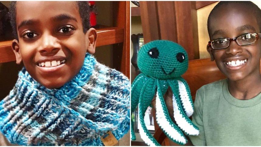 11-metis vąšeliu neria nuo penkerių: pardavinėdamas savo darbus jis padeda vargstantiems
