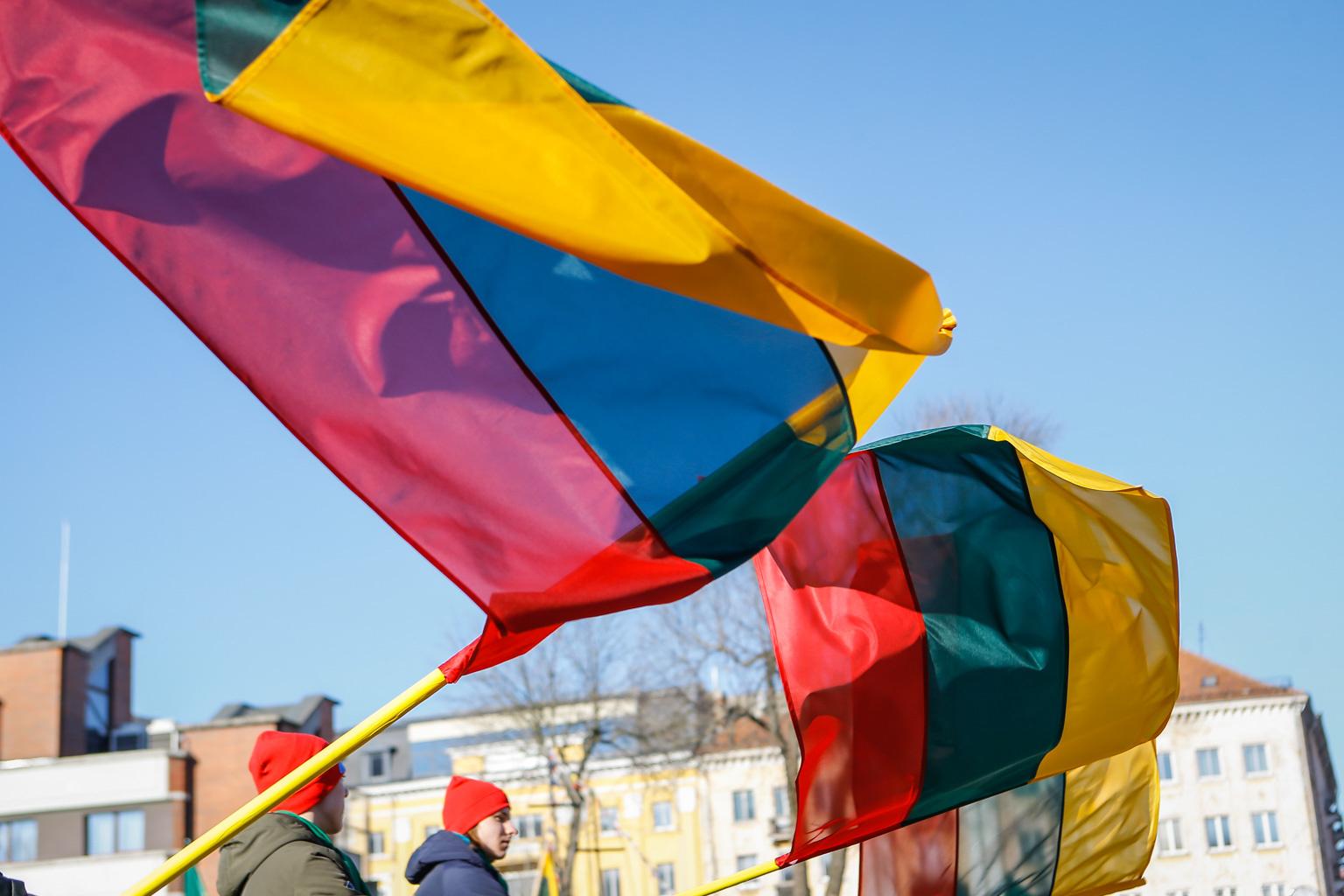 Kovo 11-osios renginiai Klaipėdoje