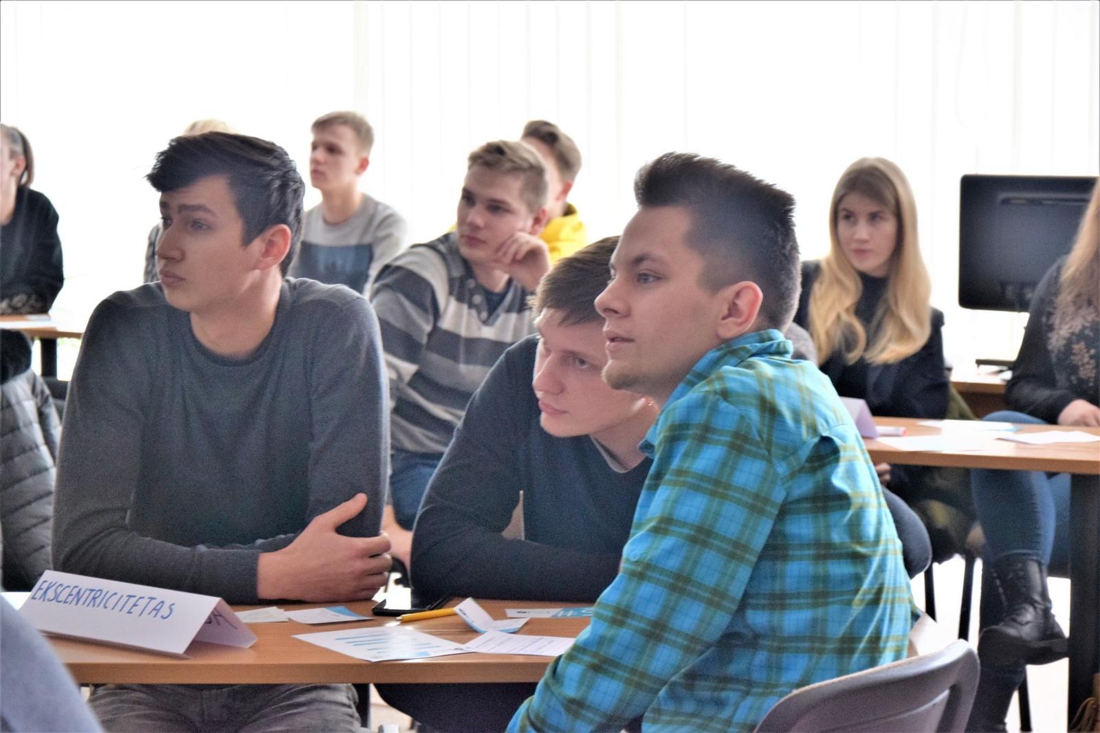 Kolegijoje Lietuvių kalbos dienos – kartu su miesto bendruomene