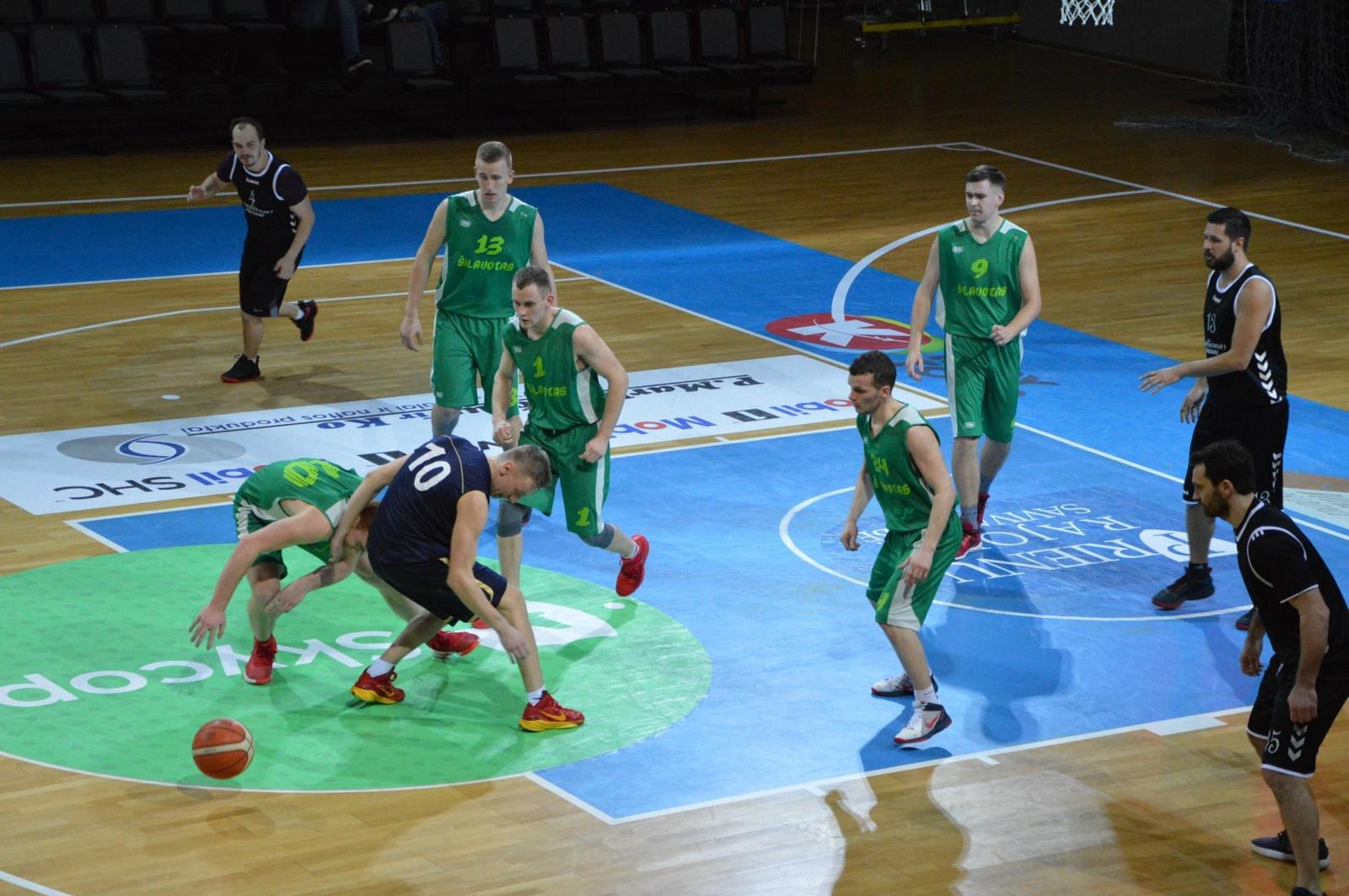 Krepšinio pirmenybių finalai