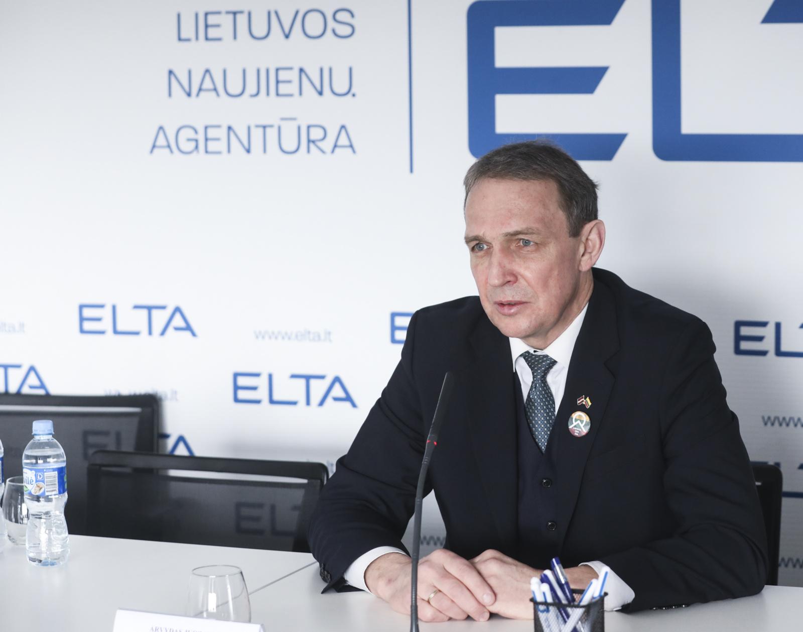 A. Juozaičio komitetas traukiasi iš Europos Parlamento rinkimų