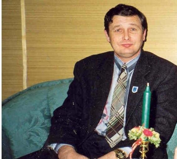 Vladimiro Ščiurovo atminimui