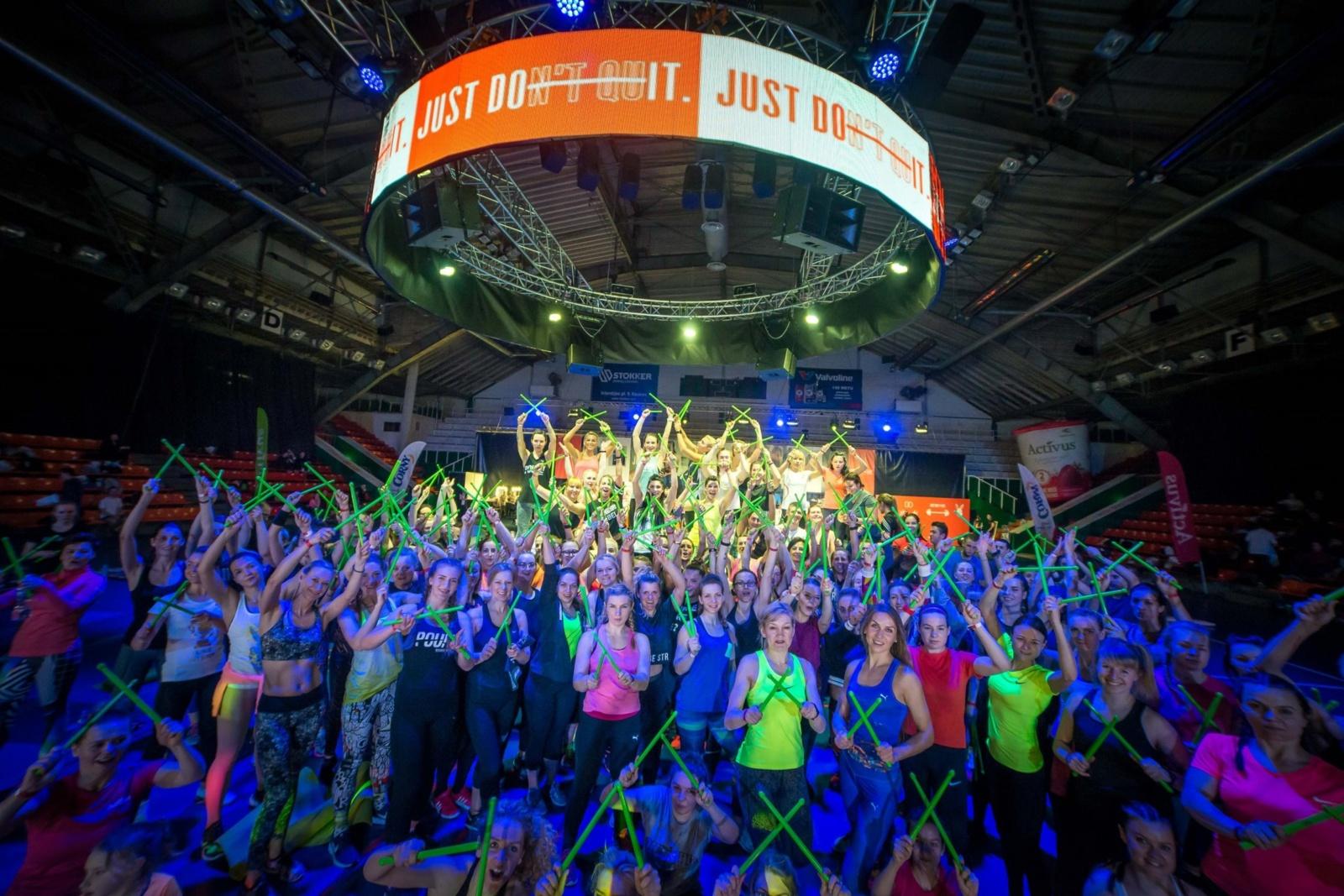 Didžiausias treniruočių festivalis Lietuvoje – jau šį savaitgalį