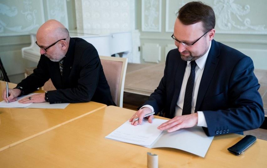 Pasirašyta Lietuvos kultūros šakos kolektyvinė sutartis