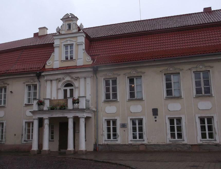 Gyvais atsiminimais siekiama praturtinti Maironio namų Kauno senamiestyje istoriją