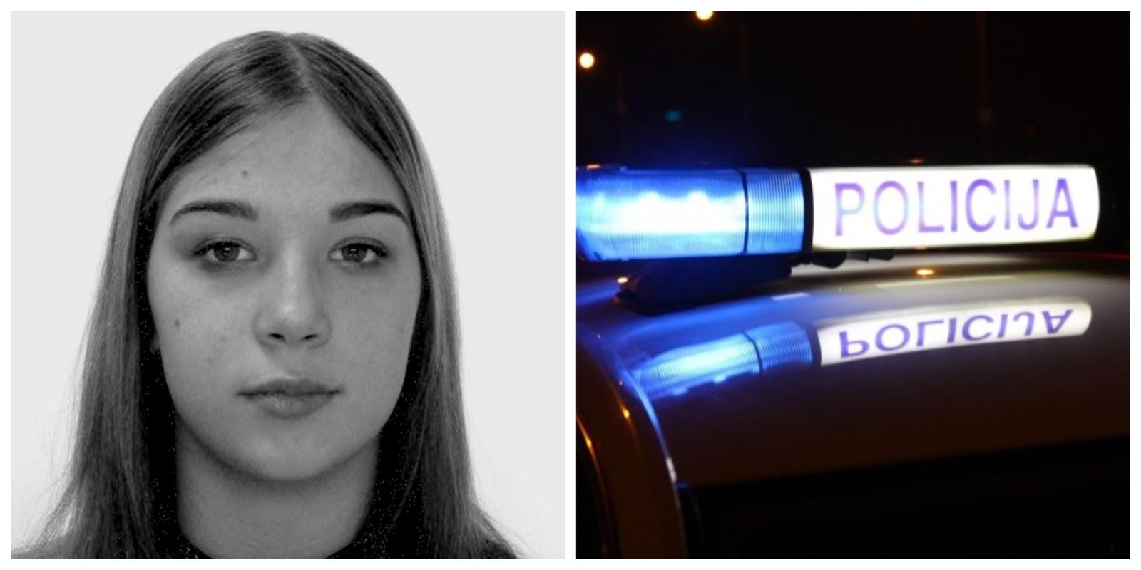 Policijos pareigūnai Šiauliuose ieško dingusios merginos