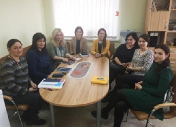 Tauragės apskrityje aptartas mobiliosios komandos ir atvejo vadybininkių bendradarbiavimas
