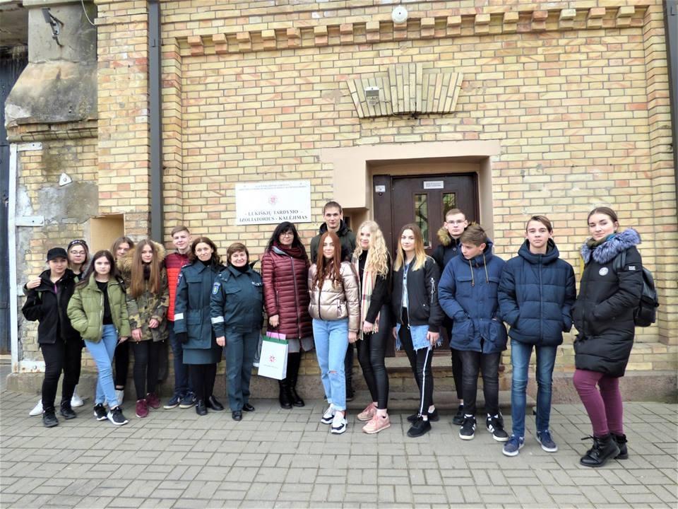Ekskursija po Lukiškes – seniausią įkalinimo įstaigą Lietuvoje