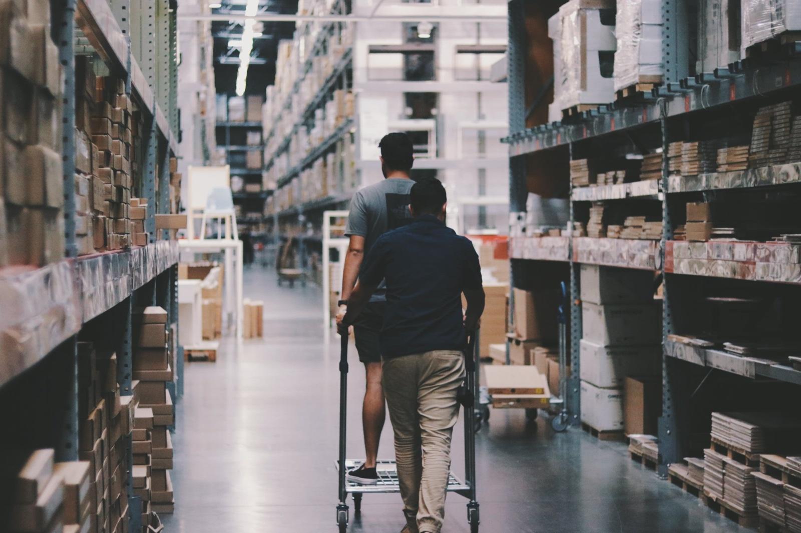 Prekybos įranga mažmeninės prekybos parduotuvėms