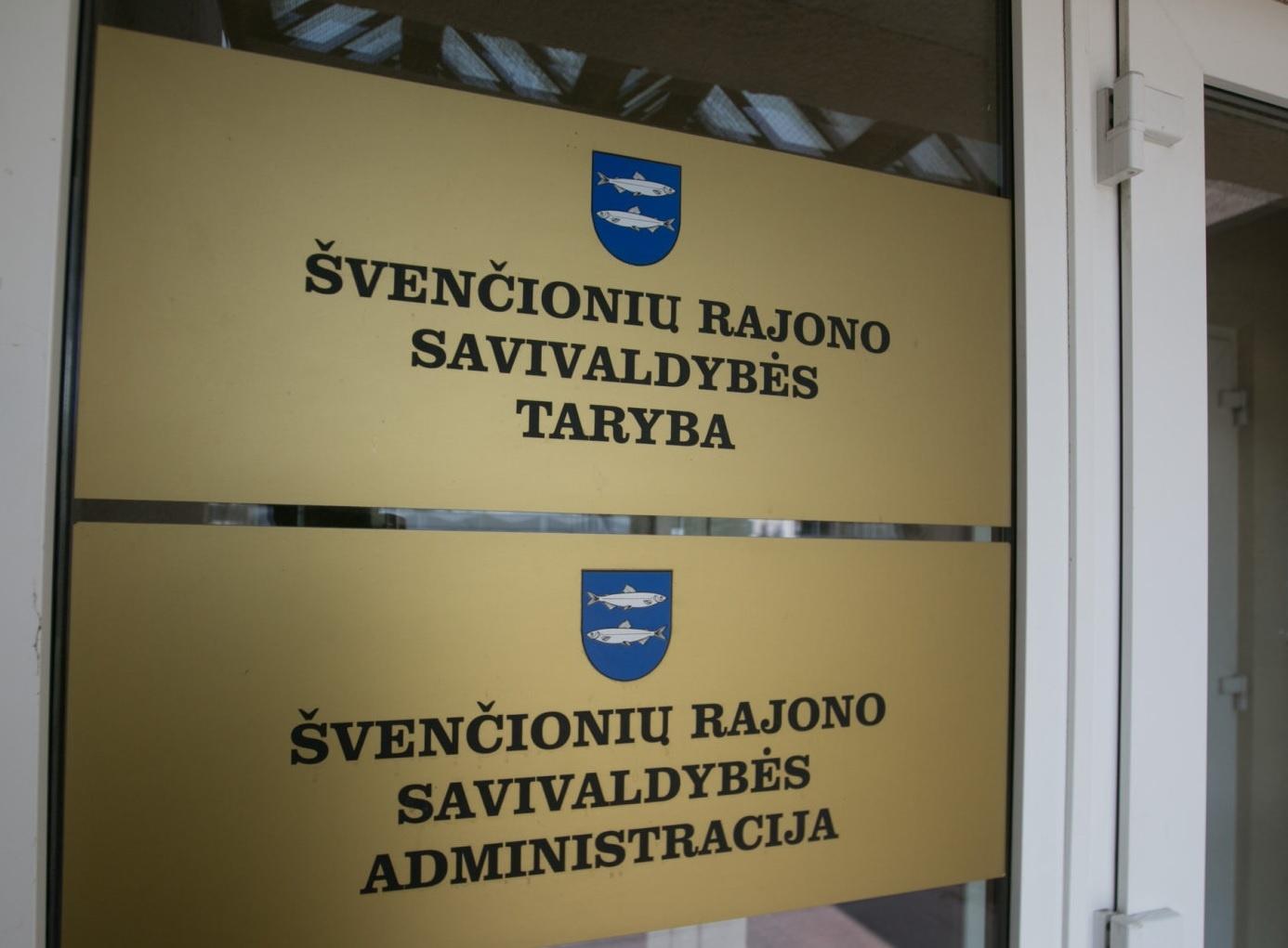 Švenčionių rajono savivaldybės administracija ir seniūnijos atsargiai atveria duris lankytojams