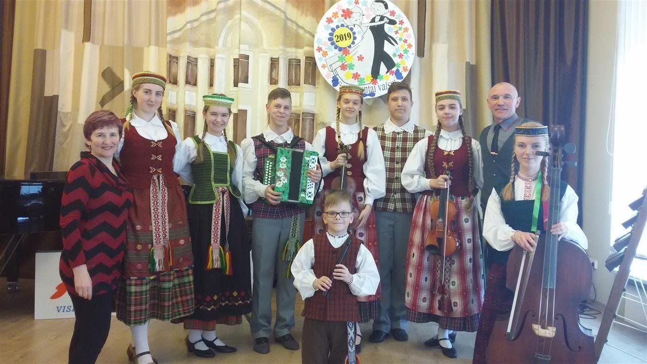 """""""Tarškučio"""" muzikantus konkurse lydėjo sėkmė"""