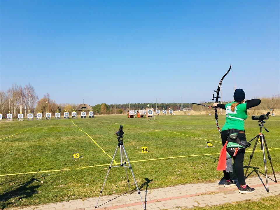 Pirmosios vasaros sezono lankininkų varžybos Latvijoje