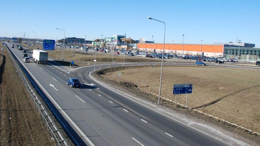 Automagistralės Vilnius-Klaipėda ruožo ties Kaunu remontas: vairuotojams teks apsišarvuoti kantrybe