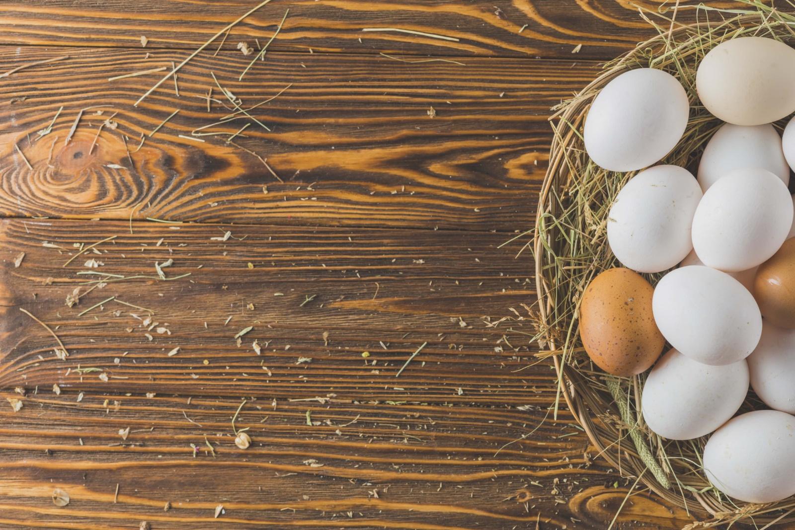 Ką žinoti apie kiaušinius prieš Velykas?