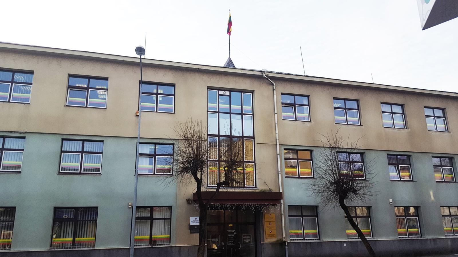 Savivaldybės administracija gyventojus aptarnaus tik nuotoliniu būdu