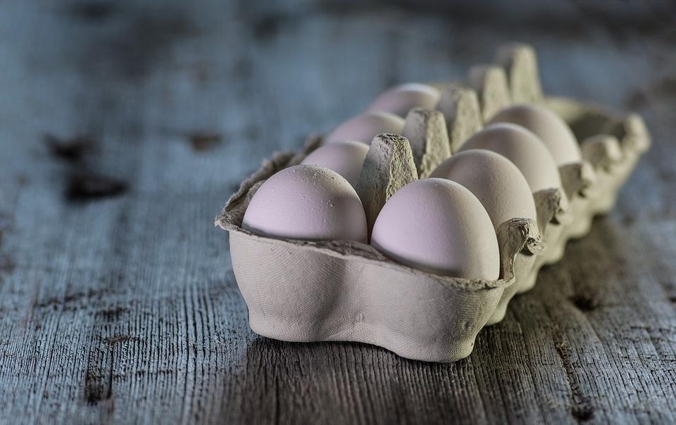Artėjant šv. Velykoms – apie kiaušinius