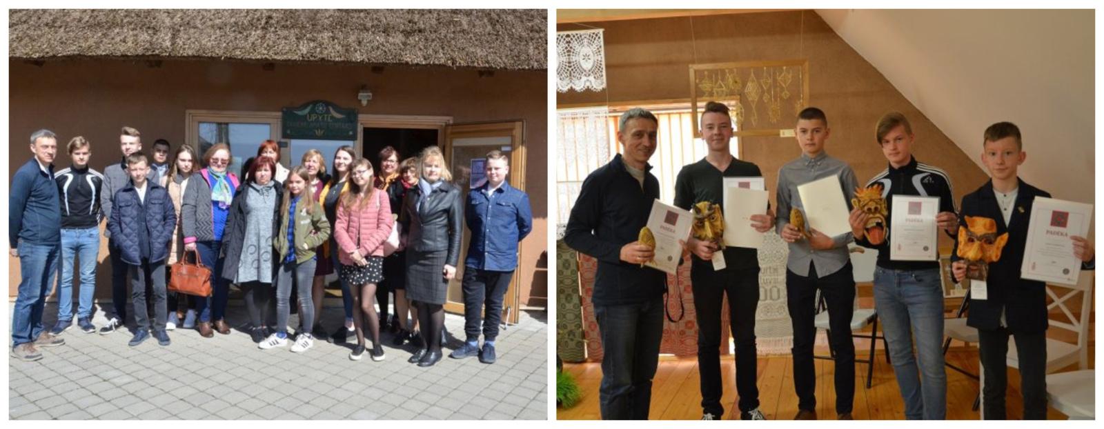 """Net 9 liaudies dailės konkurso """"Sidabro vainikėlis"""" regioninio turo laureatai iš Kėdainių"""