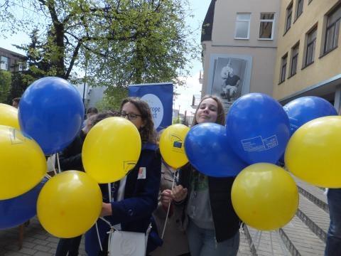 Europos dienos renginiai Panevėžyje