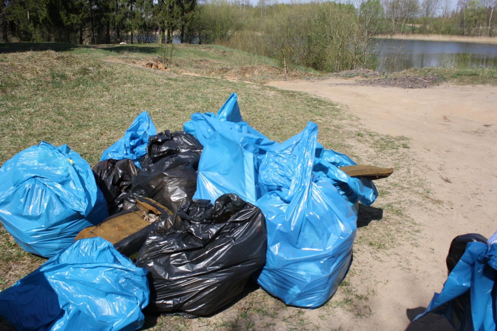 """Šiaulių regiono atliekų tvarkymo centras kasmet prisijungia prie akcijos """"DAROM"""""""
