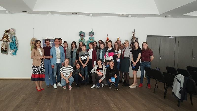 Šalčininkų rajono savivaldybės jaunimas sėmėsi savanorystės įkvėpimo