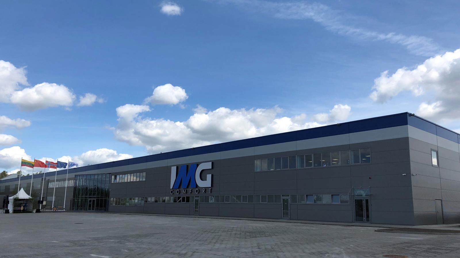 Panevėžio LEZ atidaroma baldų gamykla ir skirstymo centras: sukurta daugiau nei 125 darbo vietos