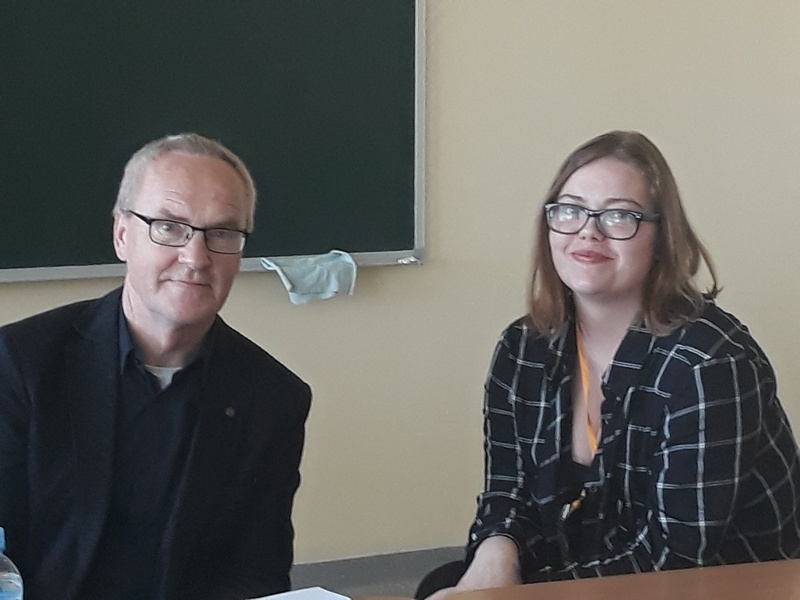 Velžio gimnazijos dvyliktokė – Lietuvos jaunųjų filologų konkurso prizininkė