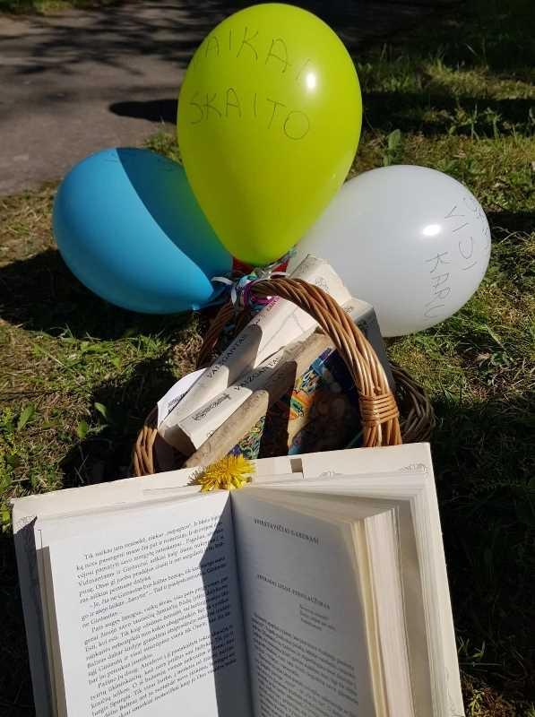 Vaikai skaito. Lietuva skaito. Skaitome kartu (nuotraukų galerija)