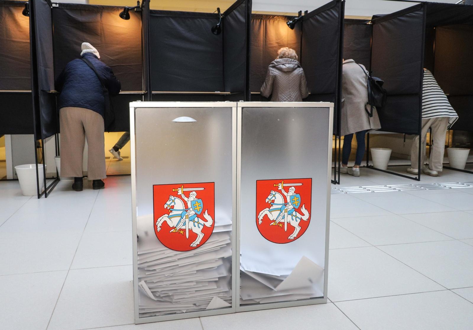 Prezidento rinkimai: kas sulaukė daugiausia balsų Klaipėdos apskrityje?
