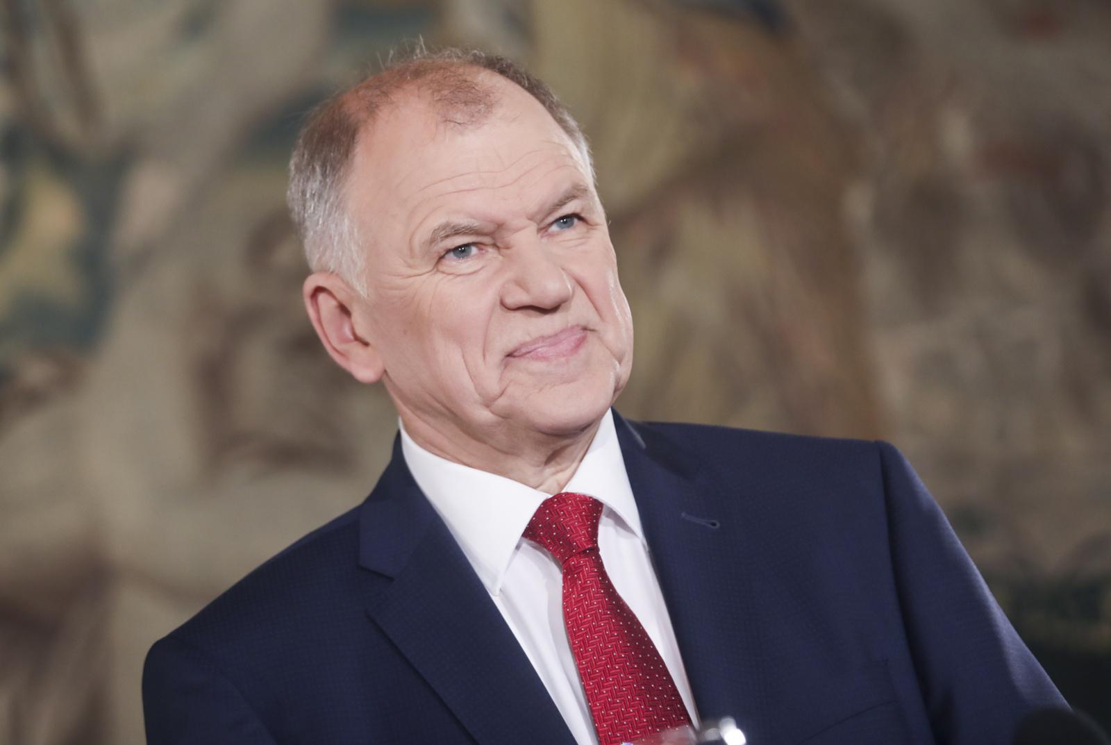 V. P. Andriukaitis: šie rinkimai yra mano politinio sugrįžimo į Lietuvą pradžia
