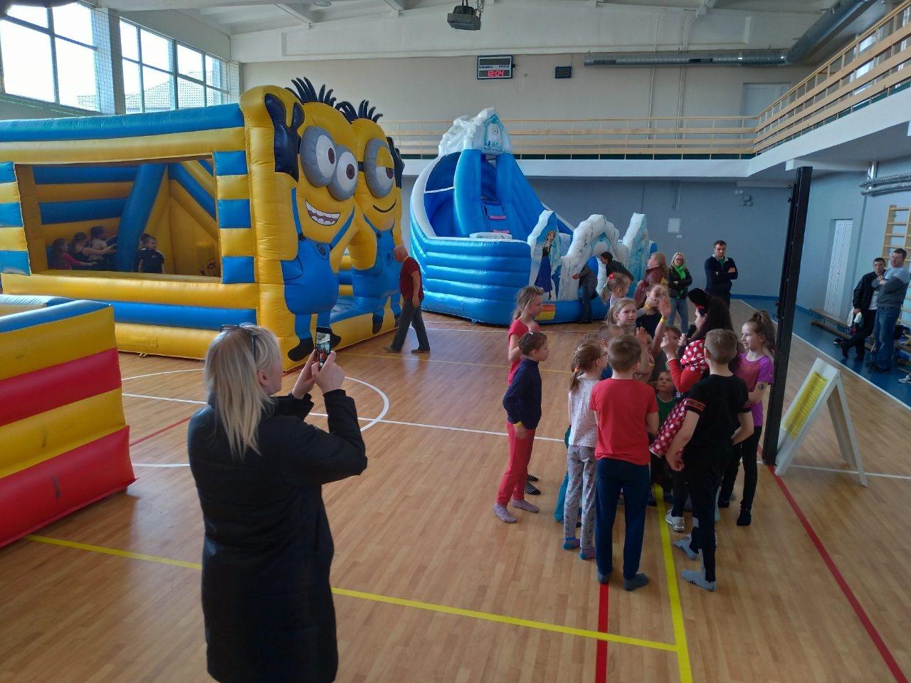Pavasario atostogos Radviliškio rajono vaikams neprailgo