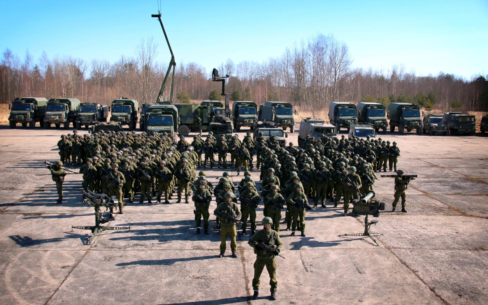 Šiaulių ir Radviliškio rajonuose vyks Karinių oro pajėgų Oro gynybos bataliono lauko taktikos pratybos