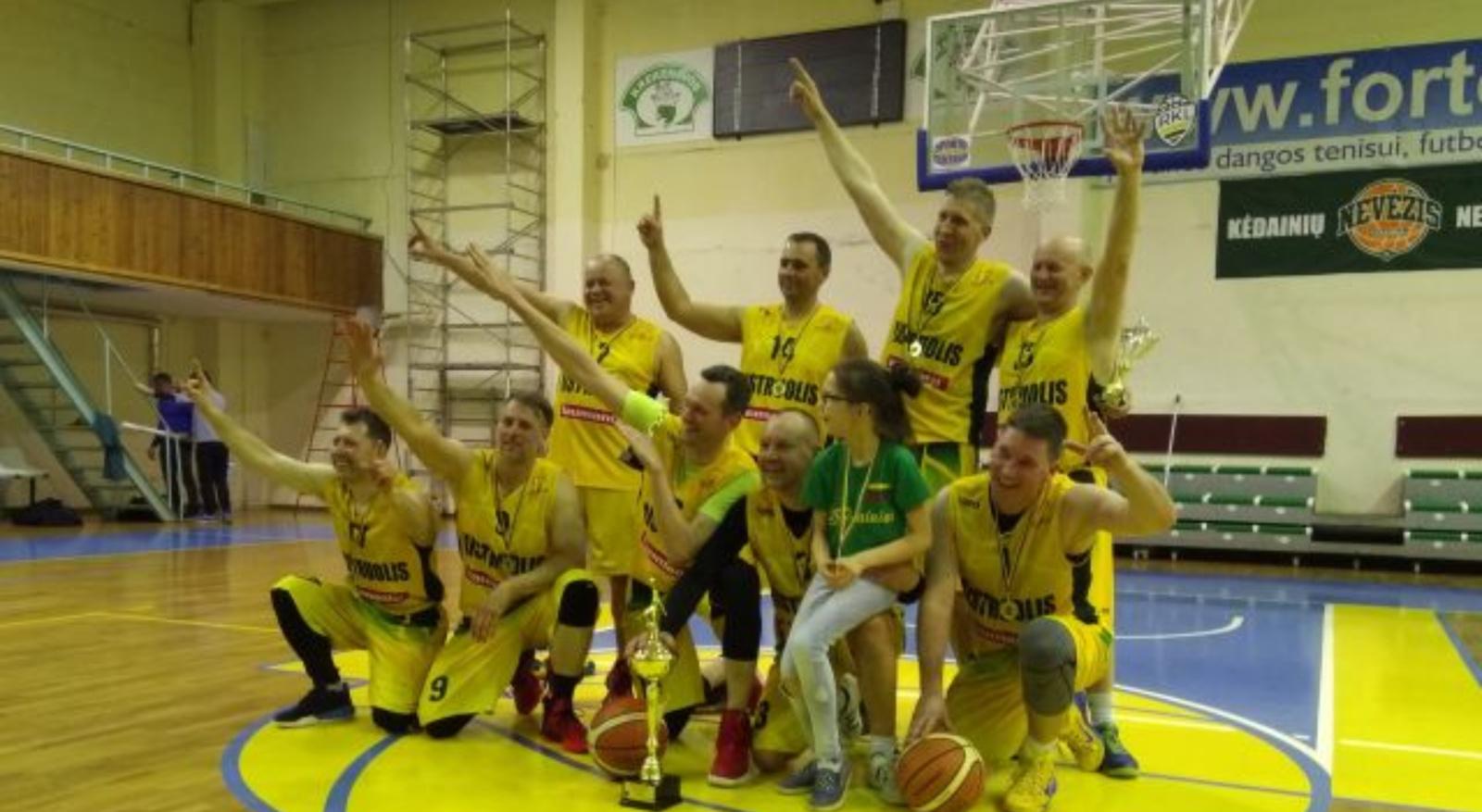 Finišavo 2018−2019 m. Kėdainių rajono krepšinio pirmenybės