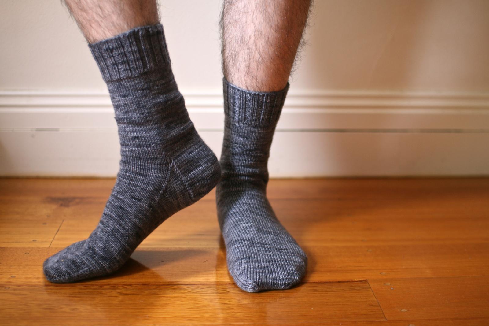 Vagies laimikis – vyriškos kojinės
