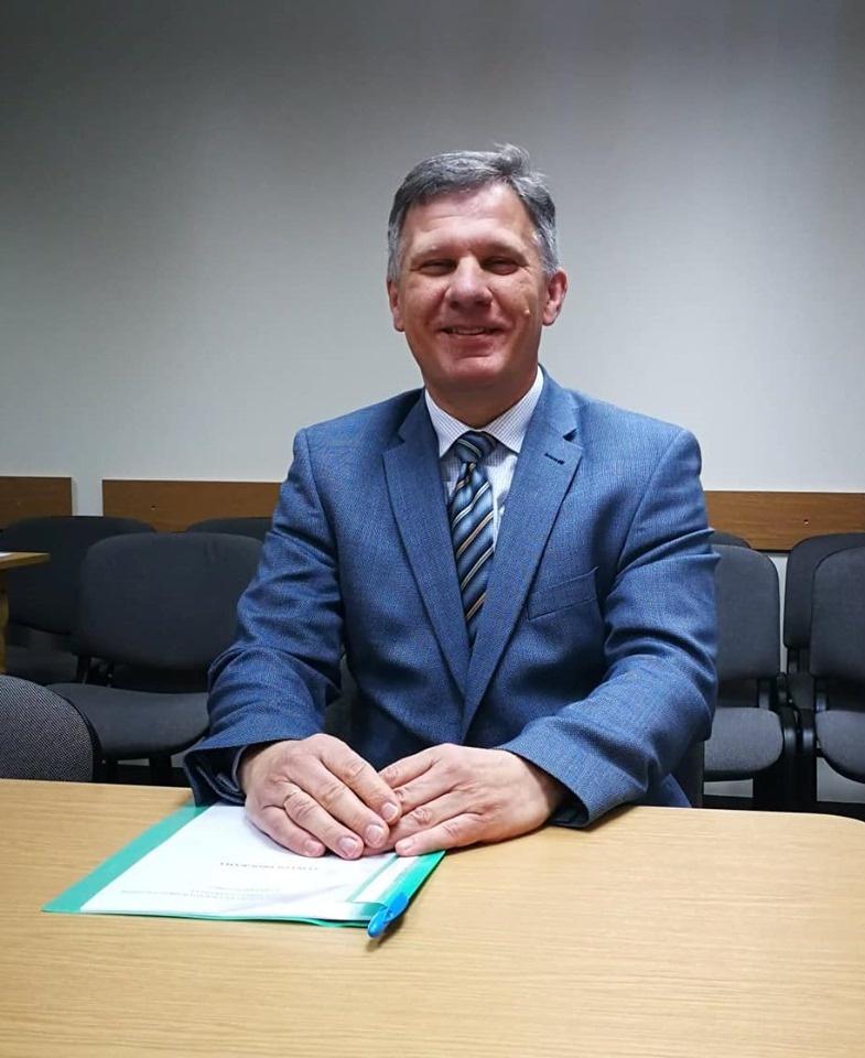Radviliškio ligoninės vadovo konkurso laimėtojas – Vaidas Smalinskas