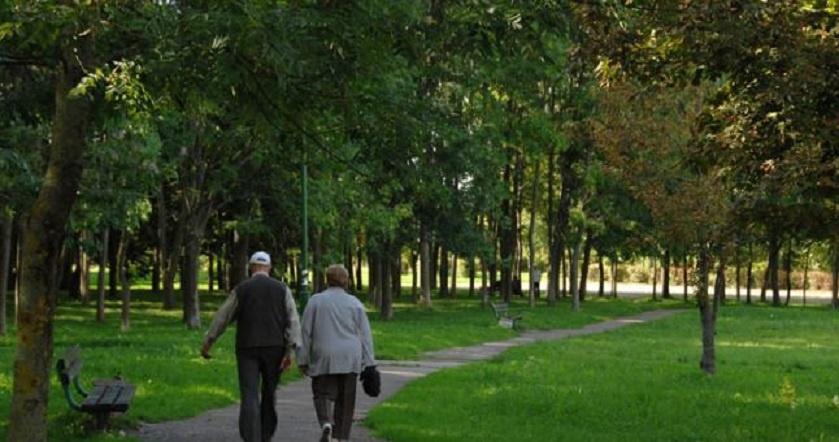 Klaipėdietę šiurpina narkomanai Draugystės parke