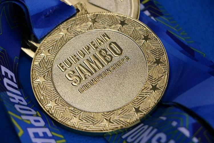 M. Veržbickas iškovojo Europos sambo čempionato bronzos medalį