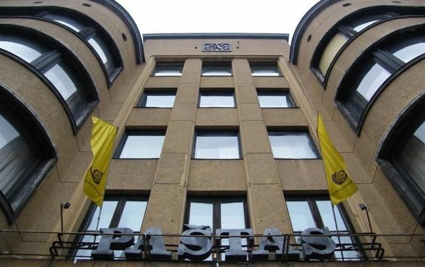 Kauno centrinio pašto rūmams suteiktas kultūros paminklo statusas