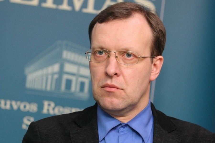 N. Puteikis jaučiasi prisidėjęs prie S. Skvernelio ir A. Juozaičio rezultatų: kėlė tikslus ne tik sutrukdyti G. Nausėdai