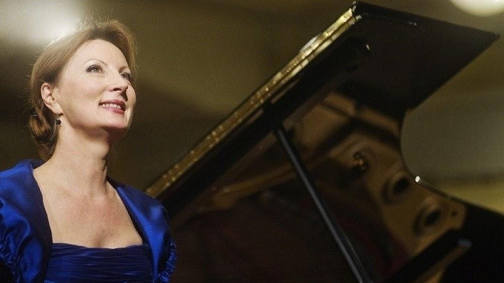 Pianistei M. Rubackytei – Prezidentės sveikinimas jubiliejaus proga