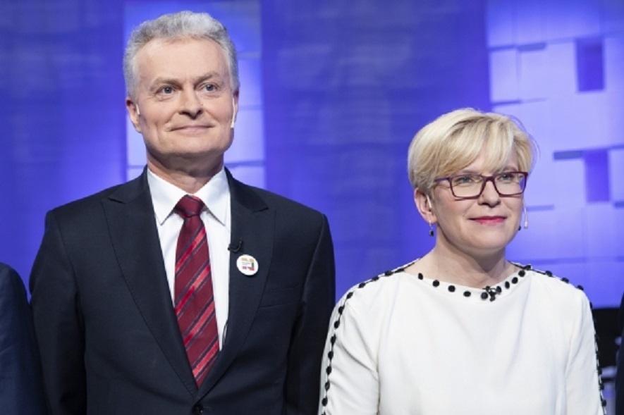 LVŽS sprendimas dėl paramos kandidatams į Prezidentus - po diskusijos Seimo frakcijoje