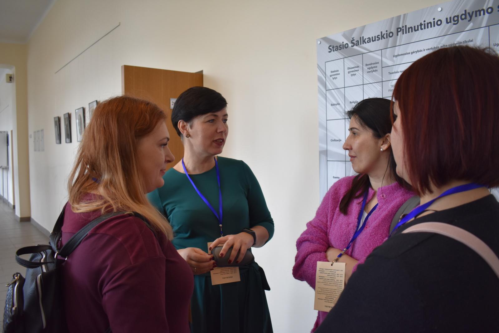 """Forumas """"STEAM – mūsų PIN kodas"""" sukvietė šalies pedagogus"""