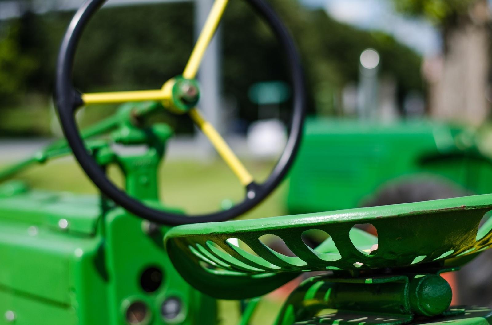 Skolintis žemės ūkio technikai ir įrangai bus paprasčiau