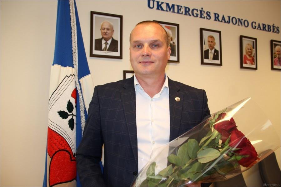 Neeiliniame Tarybos posėdyje paskirtas savivaldybės administracijos direktorius