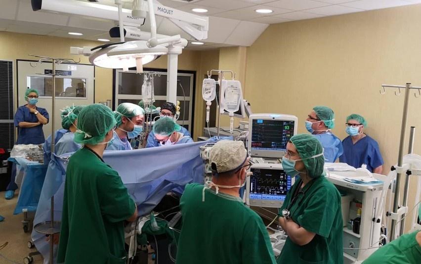 Išskirtinė para organų donorystėje: dalyvavo dvi Lietuvos ir dvi užsienio komandos