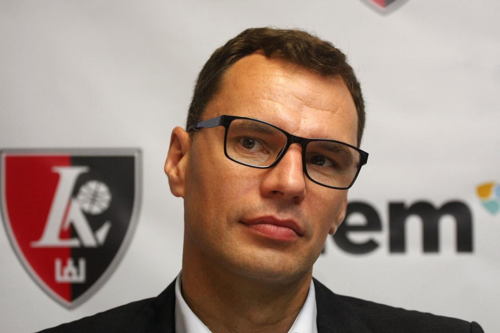 VTEK: buvęs krepšinio klubo direktorius D. Gudelis pažeidė įstatymą