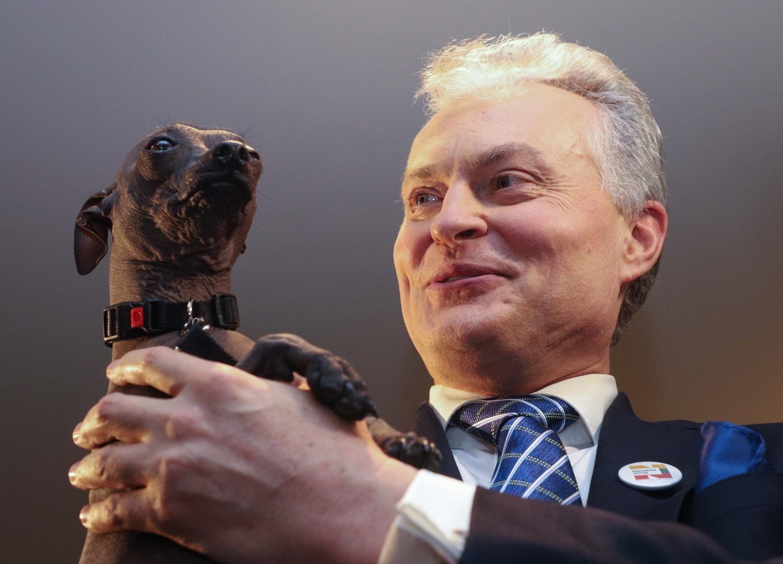 G. Nausėda - išrinktas Lietuvos Prezidentas