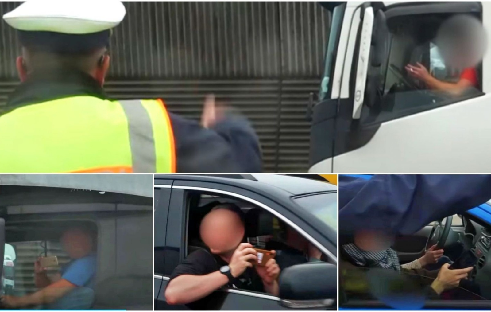 Slėpkite telefonus – už avarijos įamžinimą skalpuoja baudomis