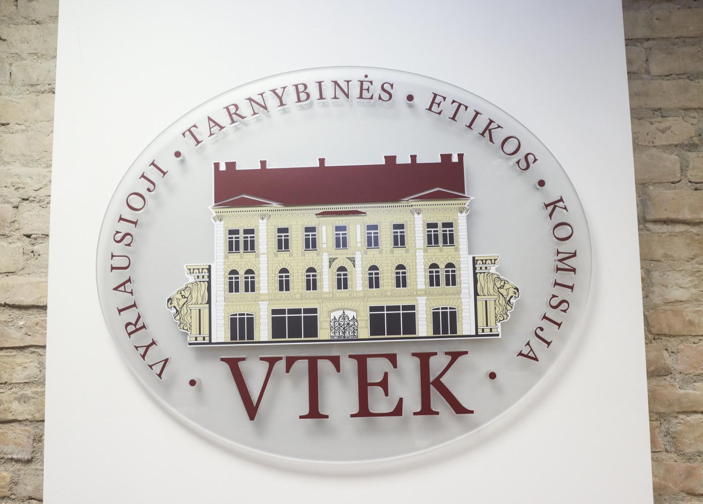 Kretingos meras dėl Tarybos daugumos nario kreipėsi į VTEK