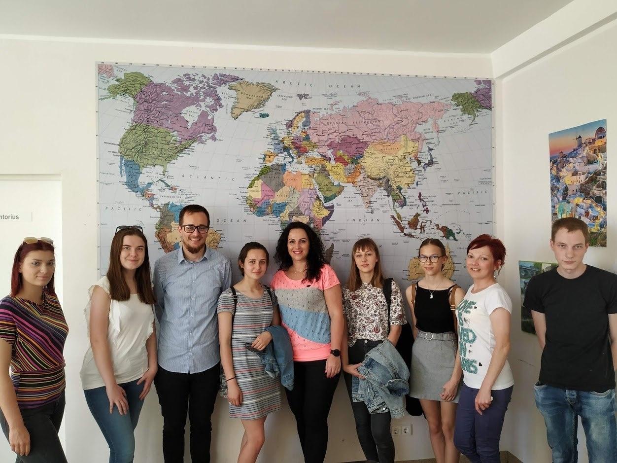 """Druskininkų jaunimo atstovai forume """"Alytaus regionas – draugiškiausias aplinkai Lietuvoje"""""""